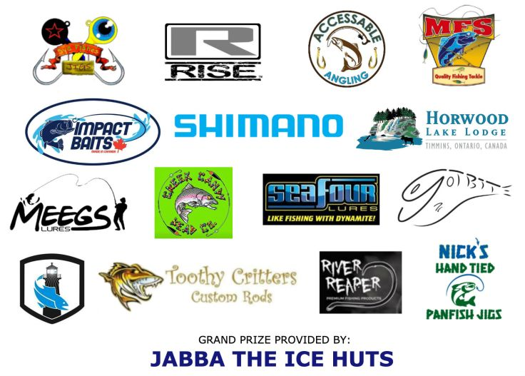 Sponsors Winter Fish Fest V2